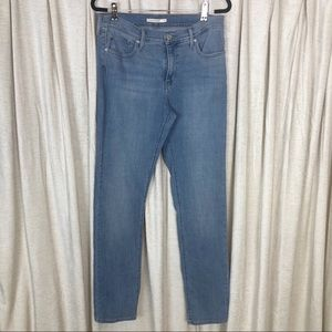 Levi's 312 Shaping Slim Jeans Sz 32Light Wash